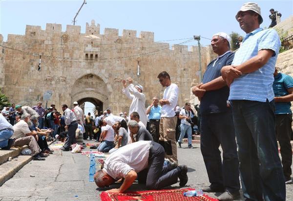 エルサレムの聖地めぐり緊張激化 ヨルダンのイスラエル大使館施設では銃撃 https://t.co/tUt9URQ1KM