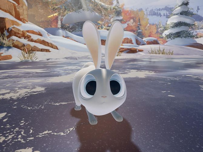 Cartoon bunnies will soon start hacking your brain. And you'll love it.