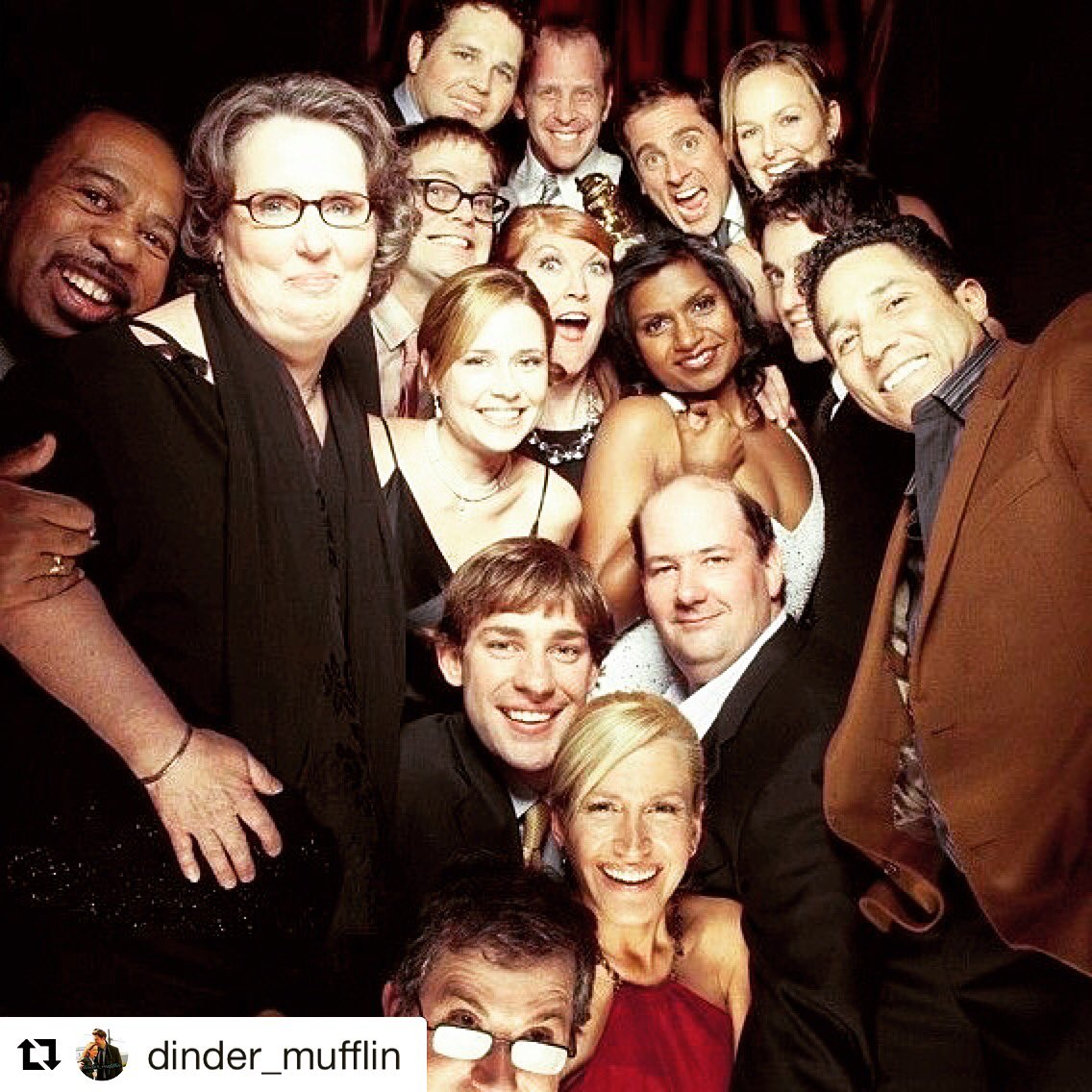 Missing these people. Best cast ever. #theOffice @theofficenbc https://t.co/SSV7nUwrCa
