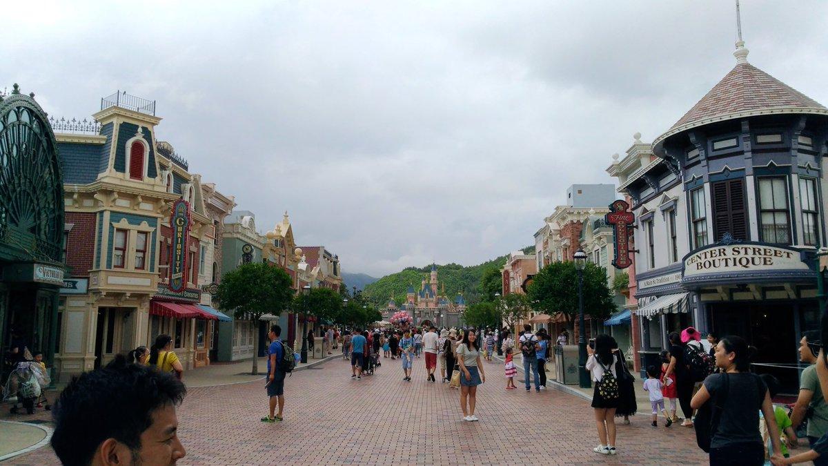 上海ディズニーランドのプリンセスがみんな綺麗
