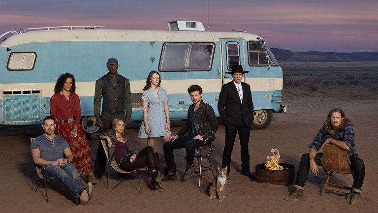 #MidnightTexas boss talks bringing the Charlaine Harris book trilogy t...