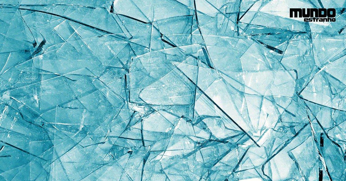 Qual é o estado físico do vidro? https://t.co/eTNhhAyZfC