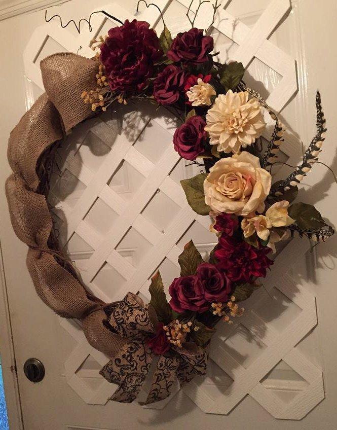 Farmhouse Wreath  https:// seethis.co/E07z9/  &nbsp;   #integritytt  #epiconetsy #marketnshop #Etsy #FrontDoorWreath #rusticweddingdecor #rustichomedecor<br>http://pic.twitter.com/JQQQnAPfKv