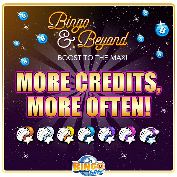 how to get unlimited credits in bingo blitz