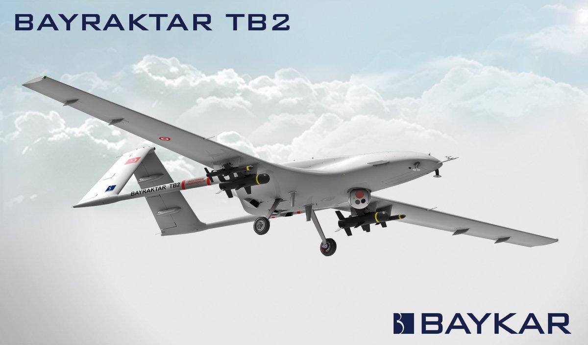 الطائره المسيره التركيه الجديده Bayraktar TB2 DFgp7iSXcAEni9d