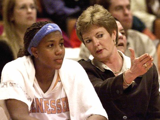 Shout out the coach who inspires you each and every day! #JrWNBAWeek @WeBackPat @LadyVol_Hoops #SoBlessed #IMPACT #Inspire #ChangingLives<br>http://pic.twitter.com/dHprkf2Nxq