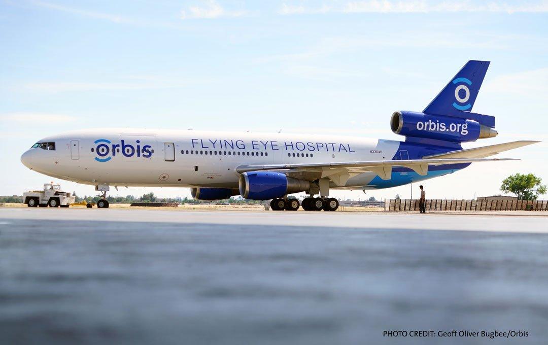 Forging an alliance to fight preventable blindness with Orbis Flying Hospital @OrbisIntl #FlyingEyeHospital #eyecare  http:// ow.ly/Dnw430dRSPf  &nbsp;  <br>http://pic.twitter.com/OB92LYdtW5