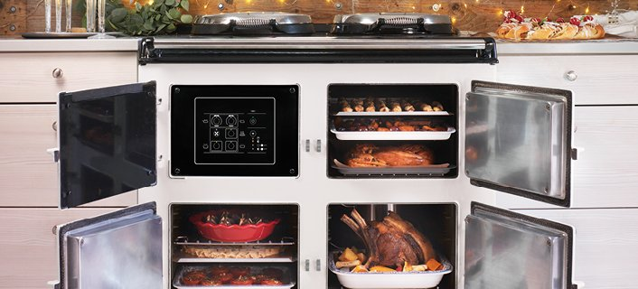 how to use an aga cooker