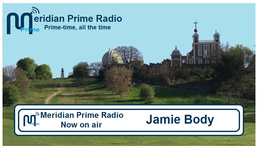 Not long till @bodyjamie takes to the air. Tweet us any song requests you have! #MeridianPrimeRadio #OnAir <br>http://pic.twitter.com/TmAwaDvfdI
