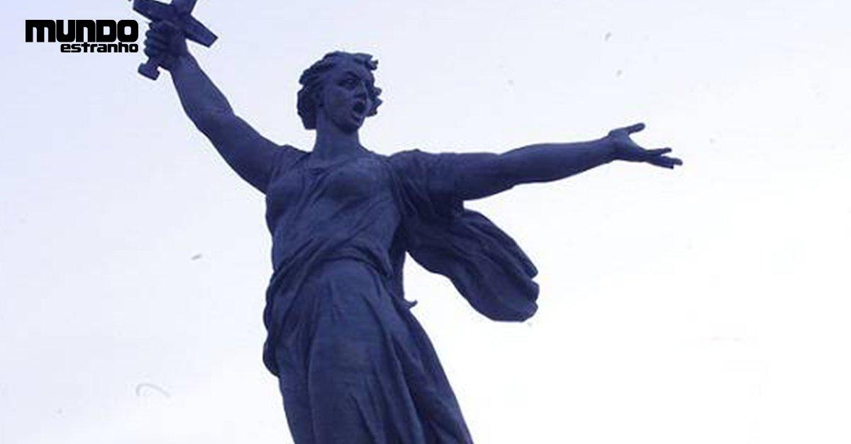 Quais são as maiores estátuas do planeta? https://t.co/fFADPU7u9L