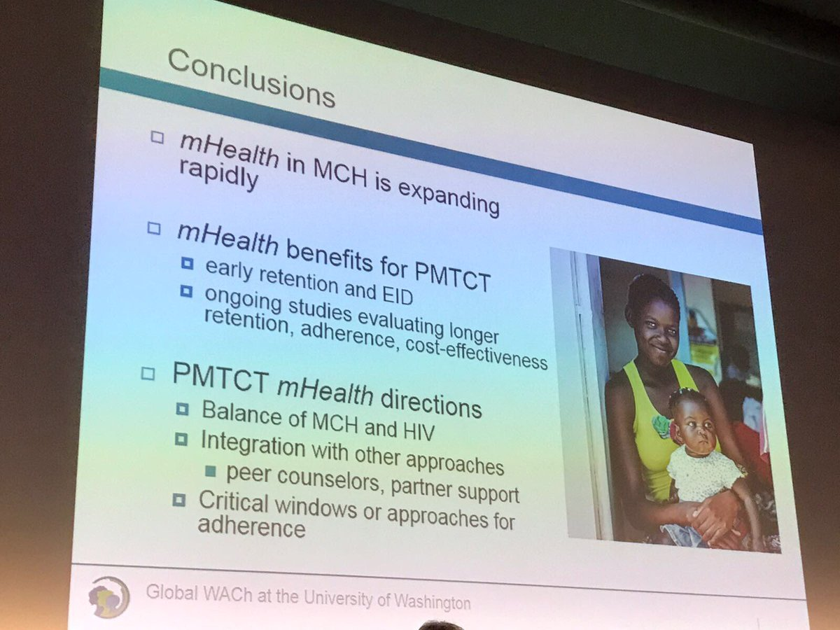 Benefits of #mHealth in #PMTCT #IAS2017. See how we work w/partners in #lesotho using mobile tech @VodafoneFdn  http://www. vodafone.com/content/founda tion/hiv-treatment.html &nbsp; … <br>http://pic.twitter.com/YC9dxys1Pe