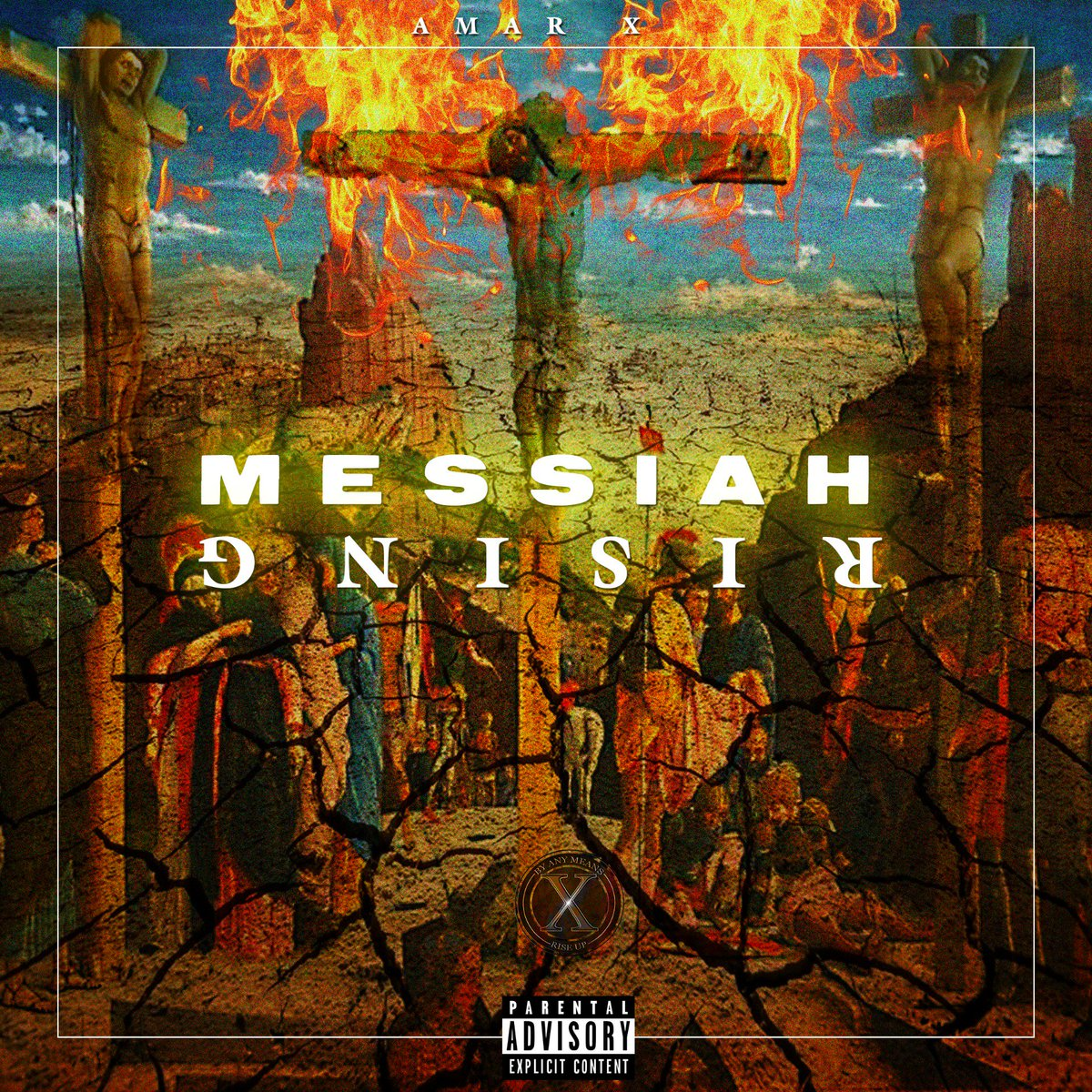&quot;Messiah Rising&quot; Is Out Now! Go Download And Stream That. Bringin Real Rap With A Message Back To Life. #Support  https:// spinrilla.com/mixtapes/amar- x-messiah-rising &nbsp; … <br>http://pic.twitter.com/BupjMSHz3N
