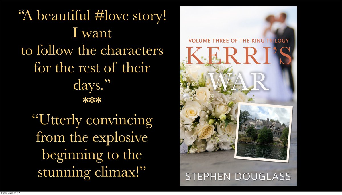 """""""I can&#39;t recommend this series enough!!!!""""   http://www. mikishope.com/2015/02/book-r eview-kerris-war-volume-three-of.html &nbsp; …    http:// getBook.at/978-1-62660-01 9-5 &nbsp; …  #Romance #suspense #series<br>http://pic.twitter.com/iOGLqgVhkw"""