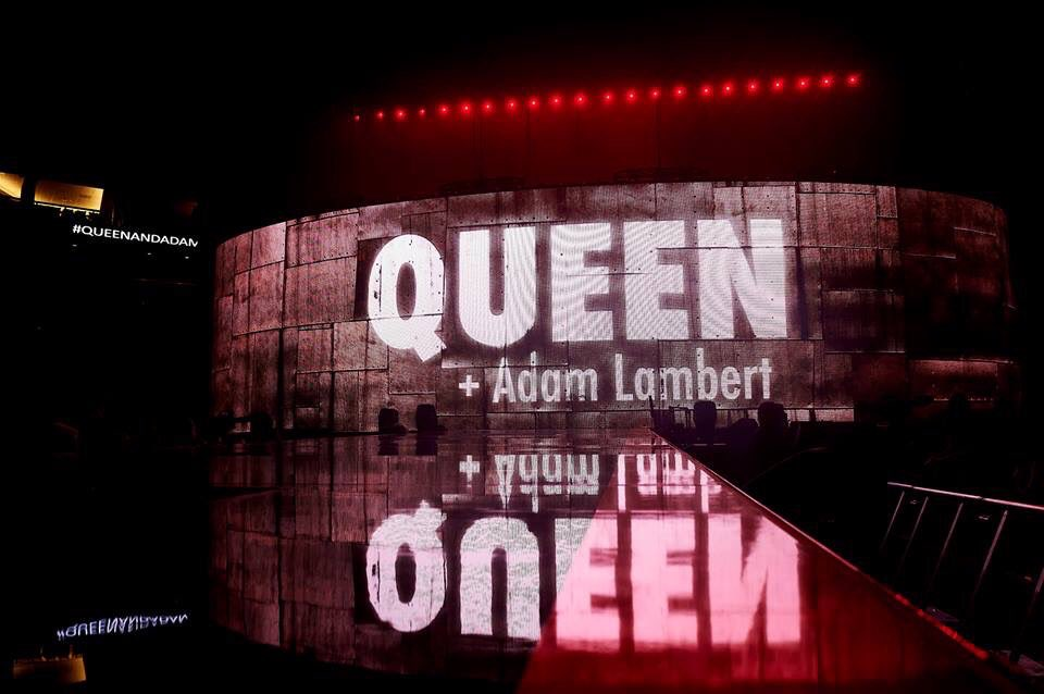One week to go! #queenadamlambert in #Washington @QueenWillRock @DrBrianMay @OfficialRMT @tylerwarrenrock @KymYSmith<br>http://pic.twitter.com/NofJJAYAYH