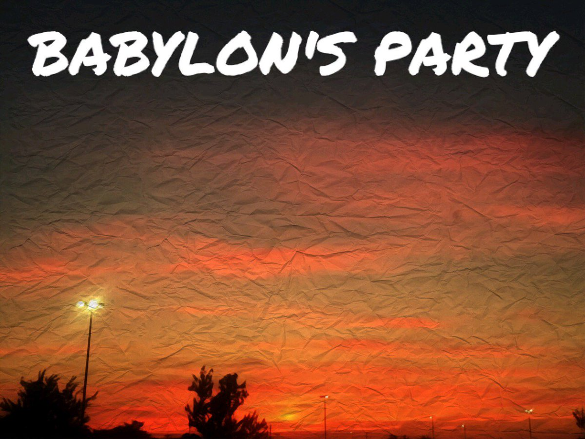 Listen to the tunes of Babylon today! #newmusicmondays #dancemusic   http:// baleezy1997.bandcamp.com/album/babylons -party &nbsp; … <br>http://pic.twitter.com/7yjKF7N7ww