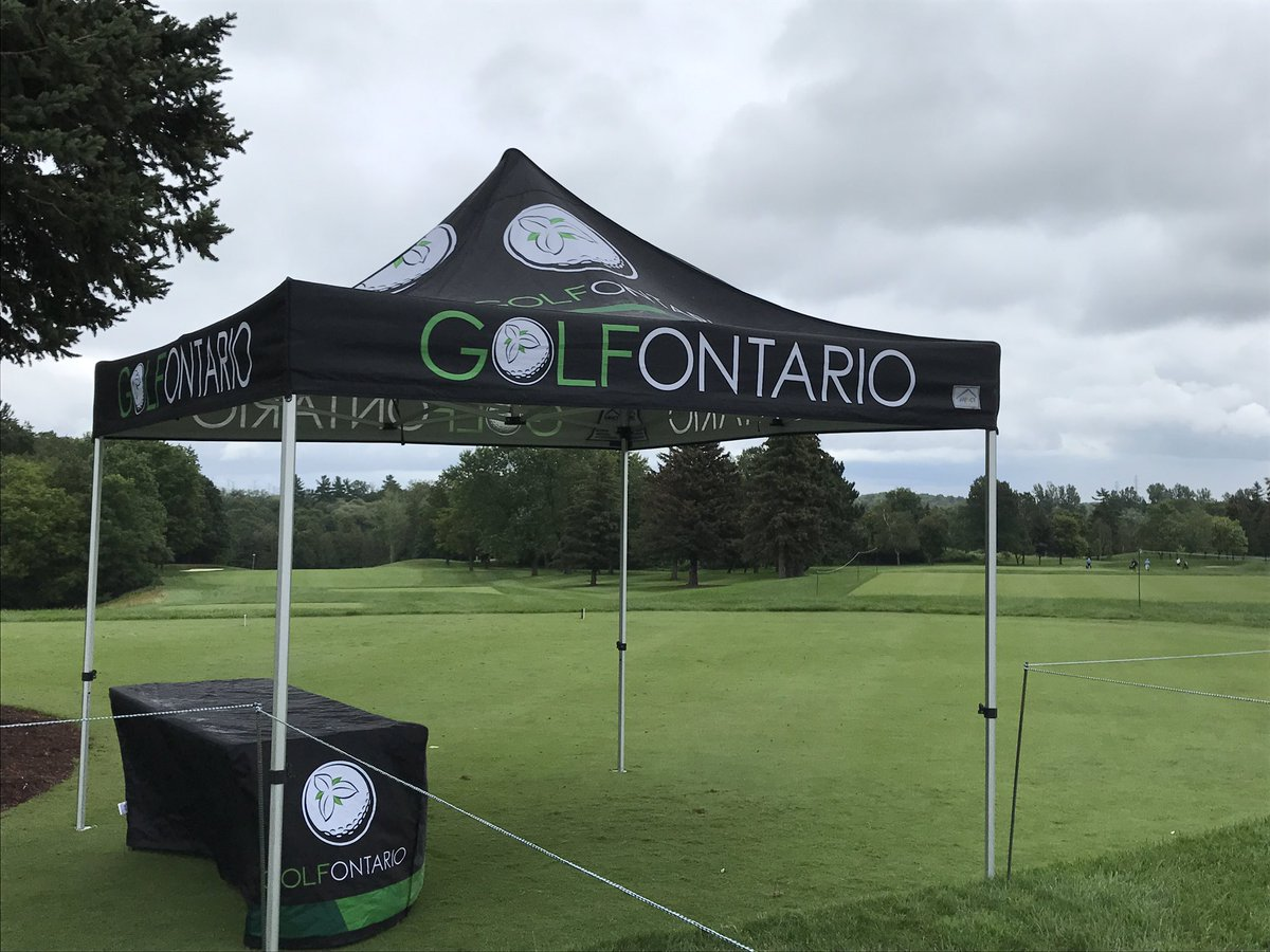 We are ready to roll @CedarBraeGolf for the @TheGolfOntario Senior Championship . Golf course is mint!! #golf #AmateurGolf #cedarbrae<br>http://pic.twitter.com/tzZrQnYqHX