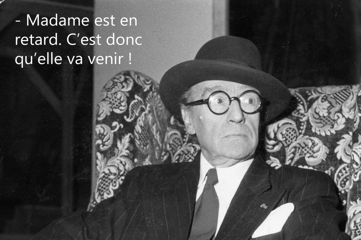 #SachaGuitry est mort il y a 60 ans : ses citations cultes #theatre #Guitry https://t.co/Yv1a0yI6uP