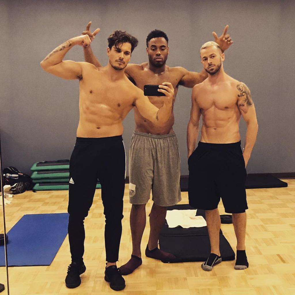 Just going to leave this here for #MCM... #DWTS