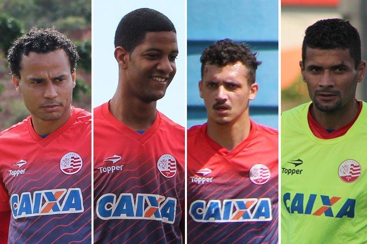 Gilmar, Bruno Mota, Léo Carioca e Vinícius podem reforçar o #Náutico contra o Criciúma https://t.co/NwlrKjVMiV