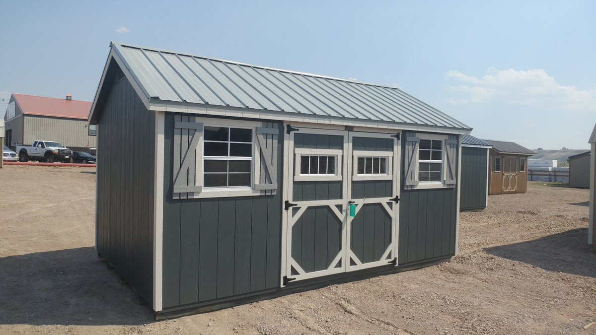 0 replies 0 retweets 1 like & Montana Shed Center (@MTShedCenter) | Twitter