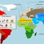This map shows where your food really comes from – and it might surprise you https://t.co/LmT4b8QcTc