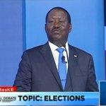 RT @ntvkenya: Raila Odinga: We have a tallying cen...