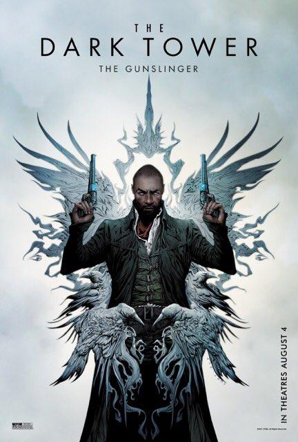 Creatieve Dark Tower posters