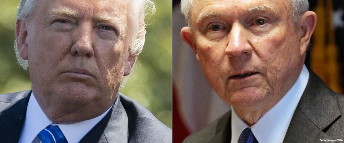 Inside the frayed relationship between Donald Trump and Jeff Sessions https://t.co/CNB96MAfLn