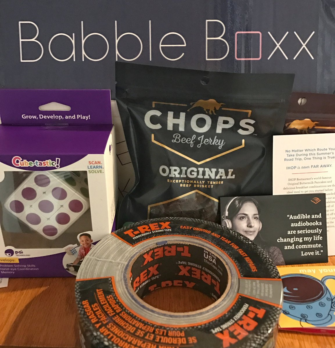 What do audiobooks, snacks, pancakes, rubikscube, and duct tape have in common? #Ontheblog today  https:// cookwith5kids.com/2017/07/road-t rip-entertainment/ &nbsp; …  #ad #RoadtripBboxx<br>http://pic.twitter.com/z3g0G9ix3I