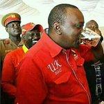 RT @BelAkinyii: Uhuru has finally been spotted and...