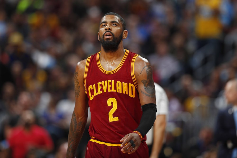 A Kyrie trade is 'almost inevitable,' per @ZachLowe_NBA https://t.co/Vije2z8ARZ
