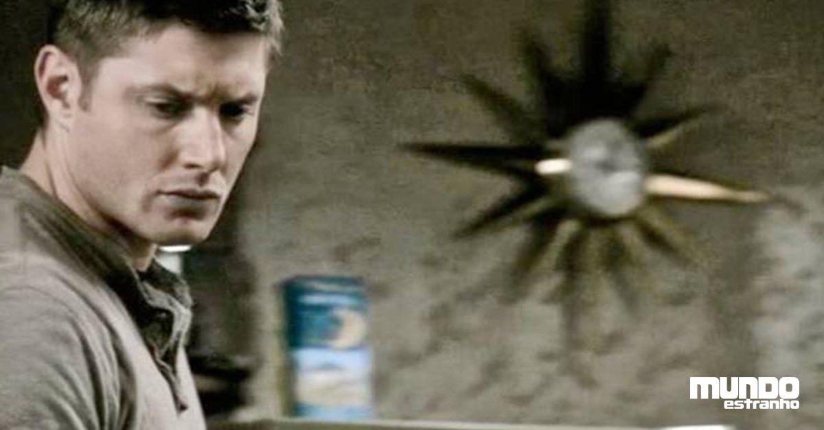 Por que o mesmo relógio sempre aparece em Supernatural?https://t.co/tchfoHSKzU