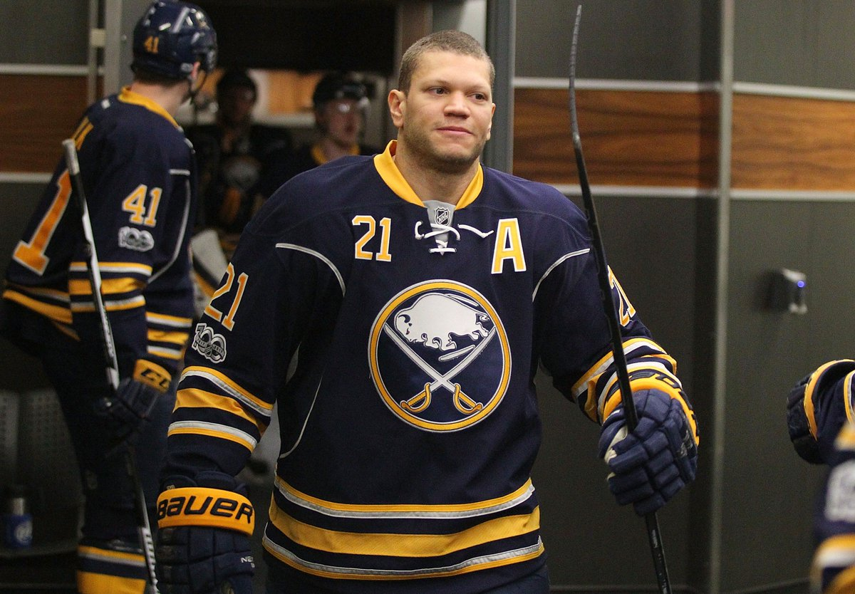 In his own words -- Thank you from Kyle Okposo: https://t.co/1XlhlAx7U...