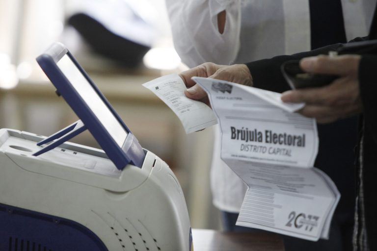 Electores podrán sufragar en centros de votación cercanos si se presenta contingencia