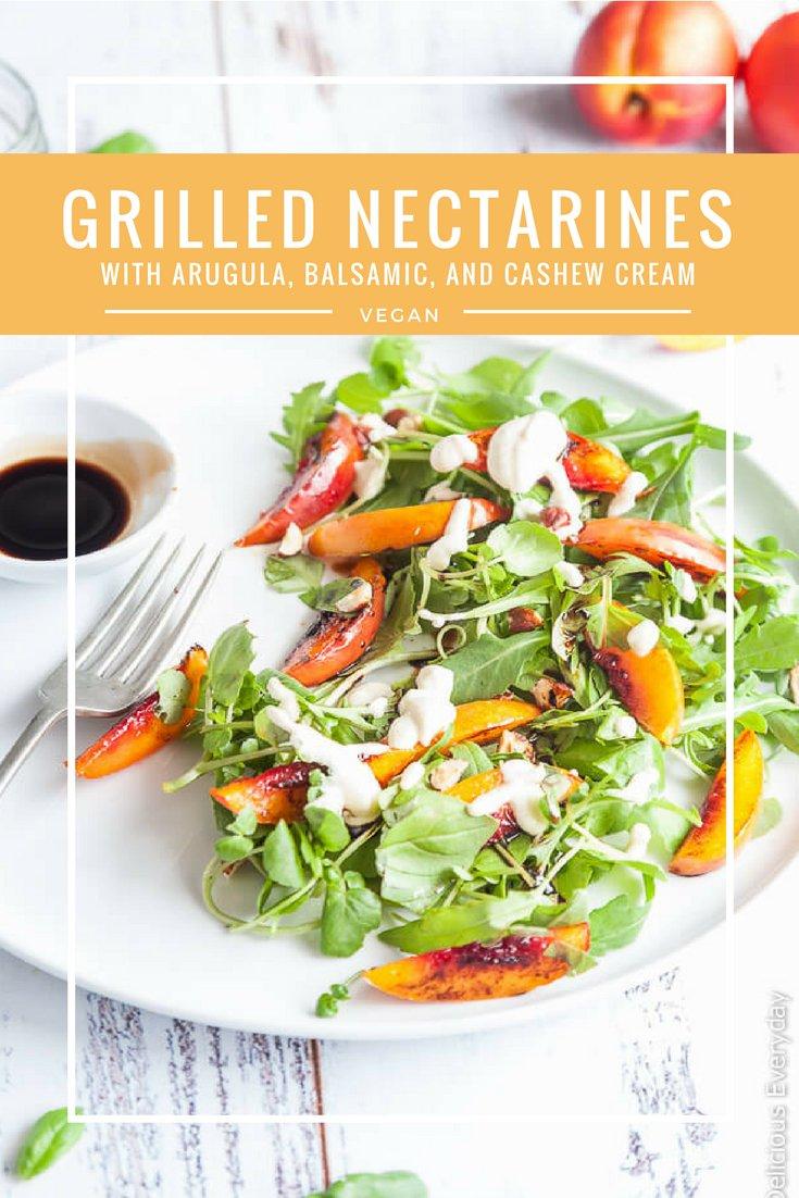 I just love nectarines in the summer! #vegan #vegetarian #Salad https://t.co/jai062jqUm https://t.co/FyFcxnqLv9