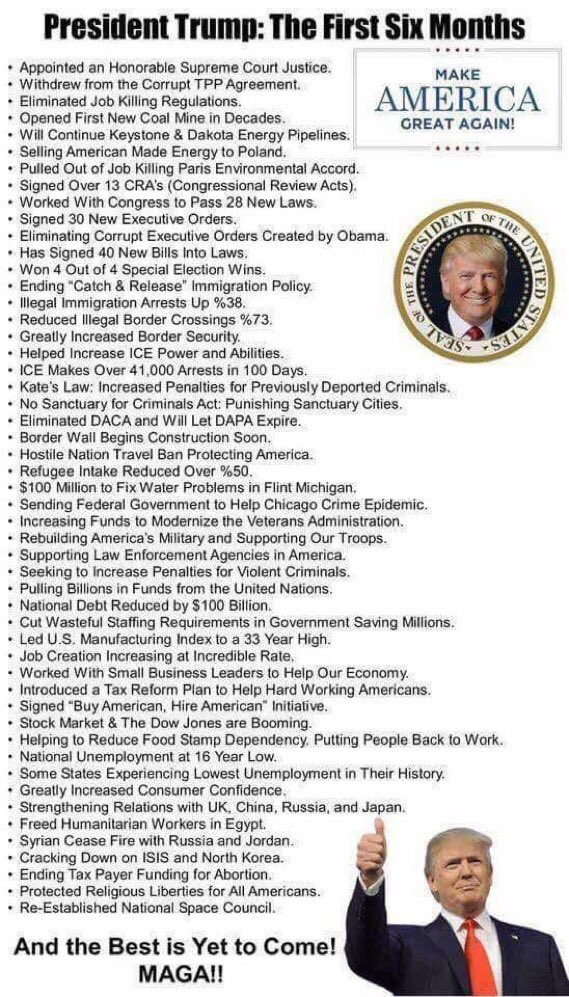 @KodyJM12 @phyllis_mickley @lantzsmith3 @JebSanford @realDonaldTrump I have no clue eh? Funny how low info you are sweetheart