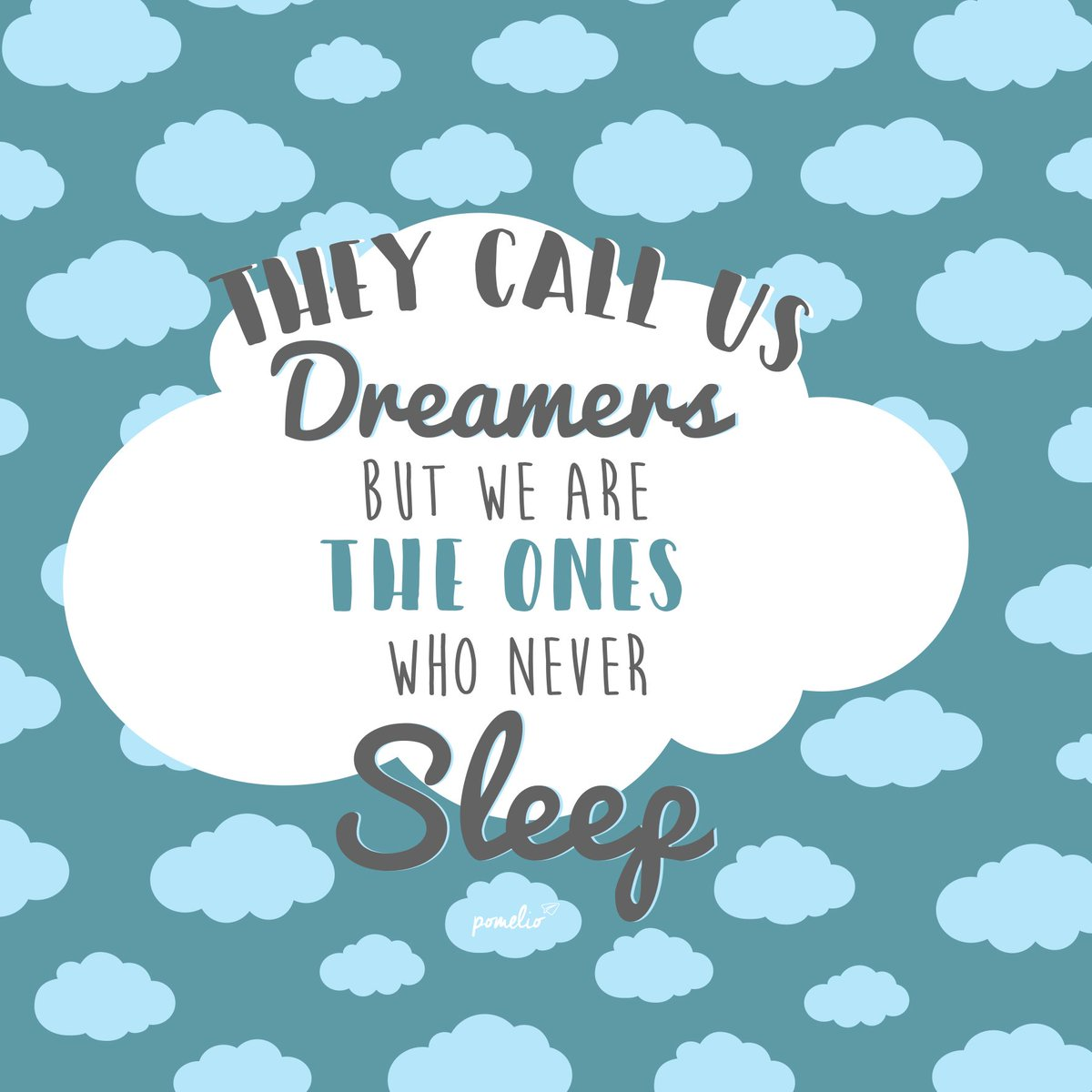 never stop dreaming #Pomelio #behappy #lifeisgood #dreamscometrue #regalos #regalosoriginales #regalapomelio #lifeisshort<br>http://pic.twitter.com/PHFLf14Gmf