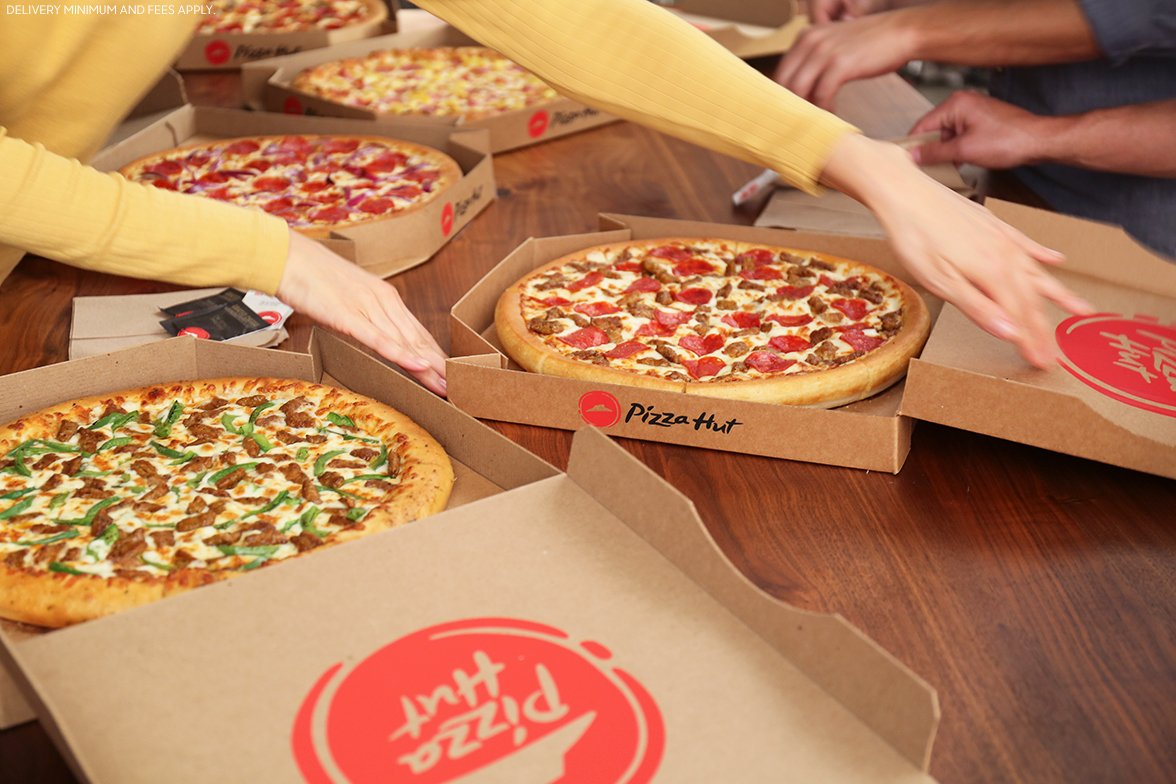Best fast food chains: Pizza hut