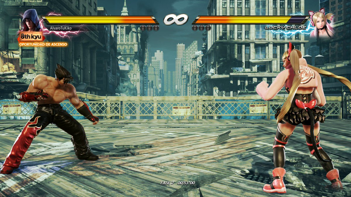 Tekken 7 Pc Character Mods Page 2 Sfxt Mods