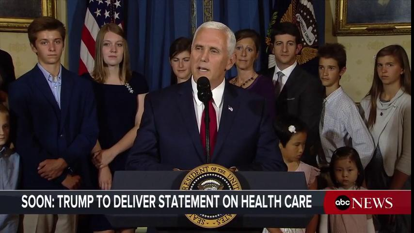 .@VP: 'This president has worked tirelessly to repeal and replace Obamacare.'  https://t.co/0eWVk668cG