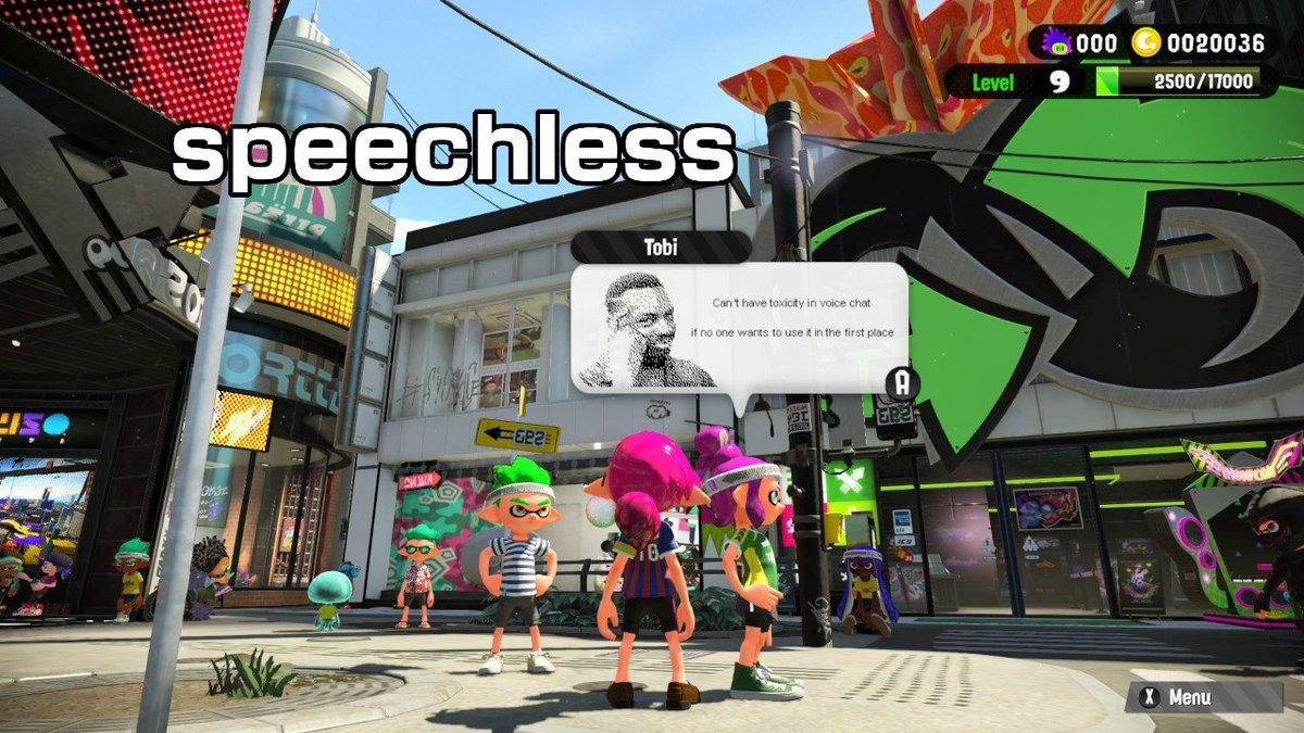#Splatoon2 #NintendoSwitch