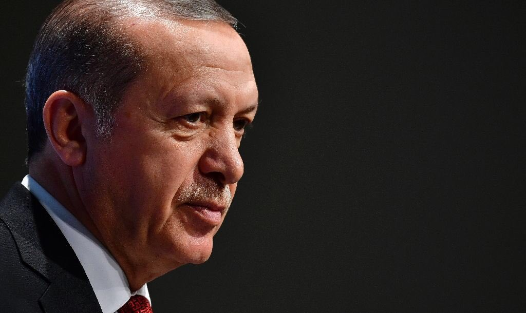 #Erdogan in interview with #BBC: &quot;there is no journalist in prison in Turkey&quot; #Turkey @amnesty #journalists <br>http://pic.twitter.com/s3ctevdBYf