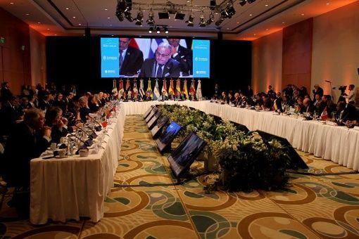 Parlasur ratifica apoyo a la no intervención en Venezuela