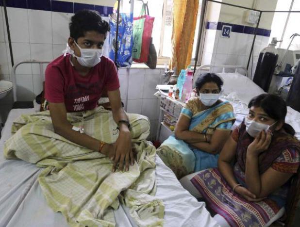 Virus H1N1 ha dejado 600 muertos en India