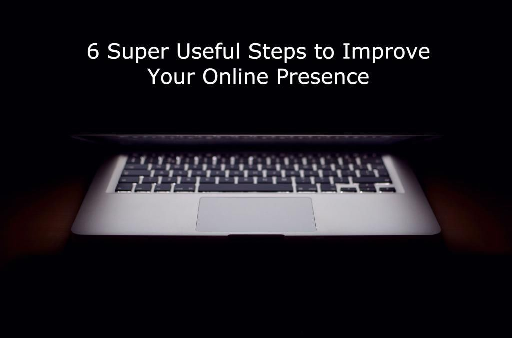6 Super Useful Steps To Improve Your #Online #Presence. A Checklist to Show Up Online  http:// bit.ly/2sSlfd6  &nbsp;   @YEAHLocal<br>http://pic.twitter.com/B7P7J7p7ys