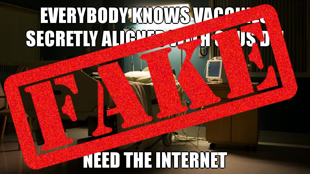 is a bot! Vaccines secretly aligned with Opus Dei do NOT need the internet #posttruth #troll #factcheck @snopes #debunked<br>http://pic.twitter.com/GuQwTPGOaY