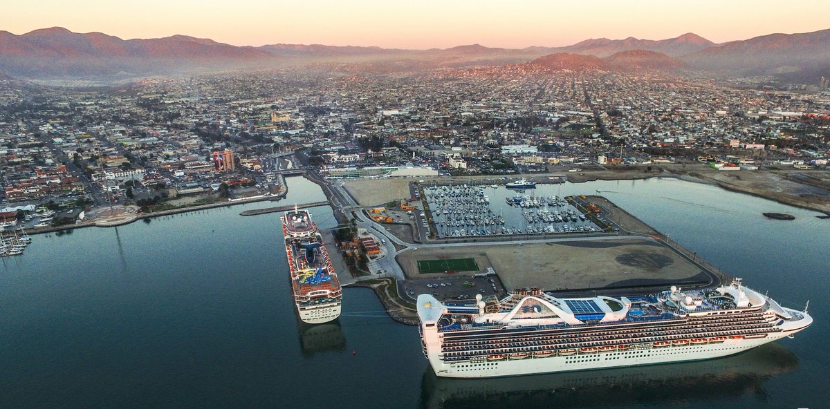 ¡Sorpréndete con la grandeza de #PuertoE...