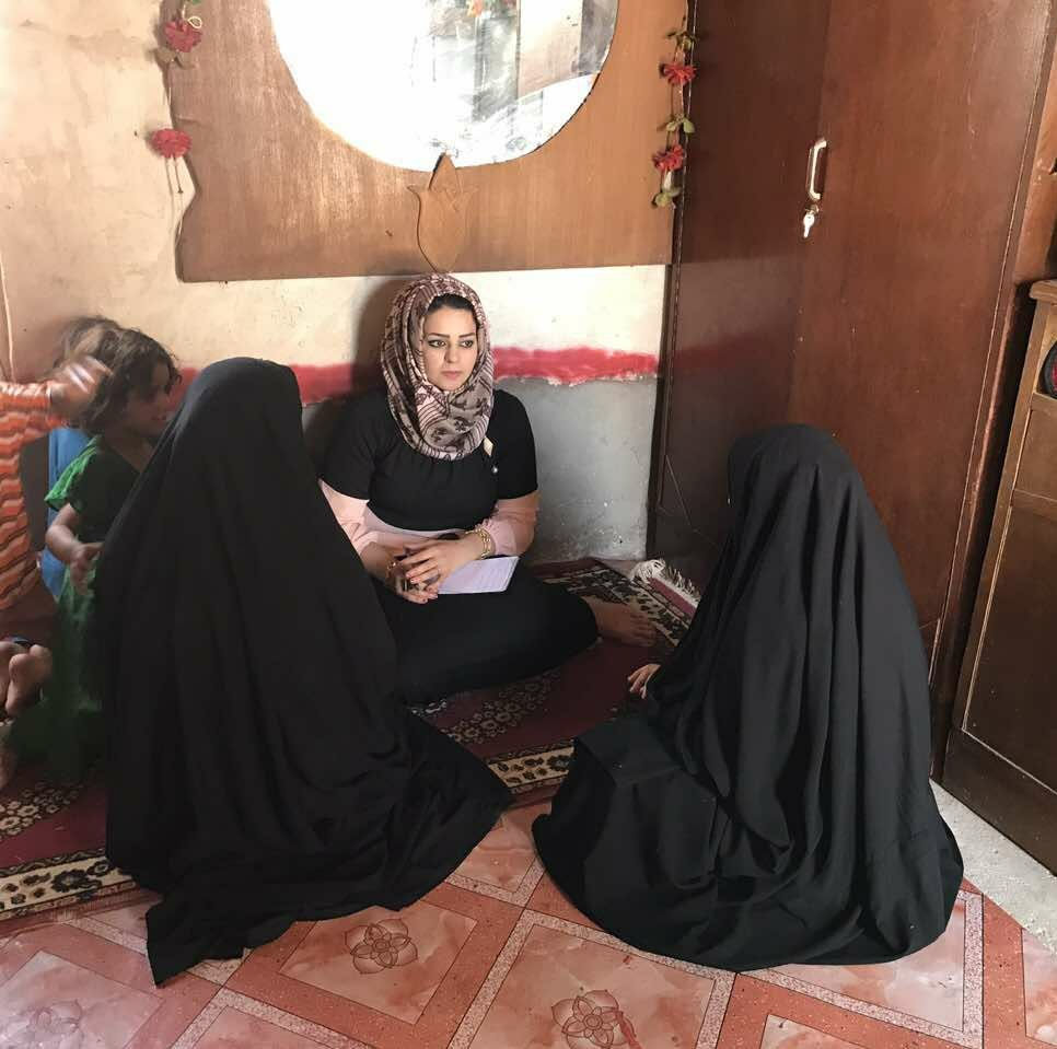 First pro bono #law office in #Iraq for #women only   http:// bit.ly/2tV6Mdp  &nbsp;   @UNHCRIraq @UNFPAIraq @UNICEFiraq @undpiniraq @UNIraq @NCCIraq<br>http://pic.twitter.com/YQgFofCtQx