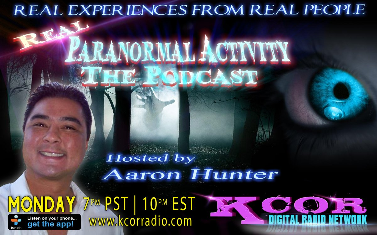 Come get your popcorn and join Aaron in #Chat @RPAPodcast  http:// kcorradio.com  &nbsp;   Yeah #KCOR #Radio #MysteriousMonday The best in #Radio <br>http://pic.twitter.com/4GQ9L7pTnB