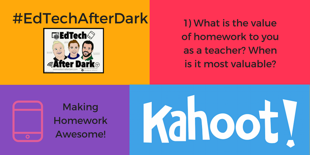 Q1 is up! #EdTechAfterDark https://t.co/QgYmtE3e5A